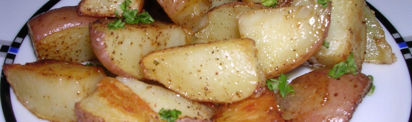 Ricetta patate arrosto al timo