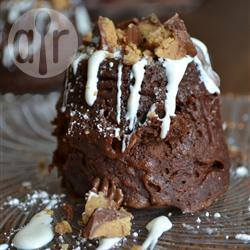 Mug cake (torta di cioccolato in tazza) alla nutella®