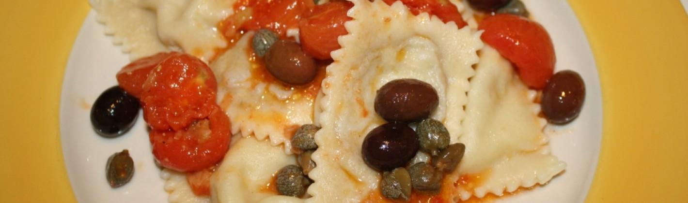 Ricetta ravioli di stoccafisso