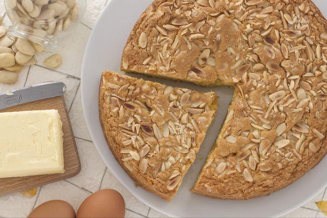 Ricetta torta mantovana