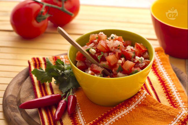 Ricetta salsa di pomodori messicana