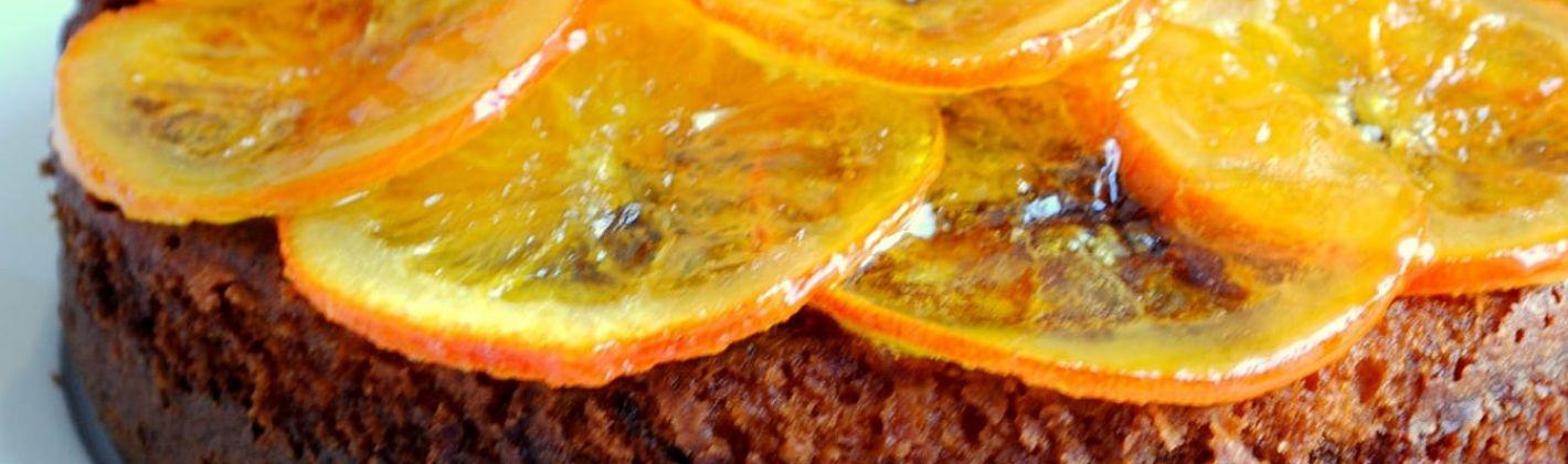 Ricetta cheescake di cioccolato e arance