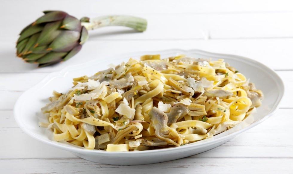Ricetta pasta con i carciofi