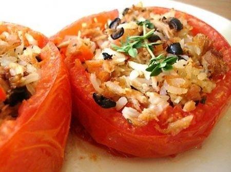 Ricetta pomodori ripieni alla provenzale