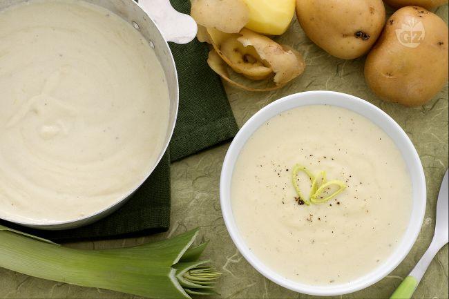 Ricetta potage parmentier