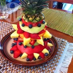 torta di frutta al 100%
