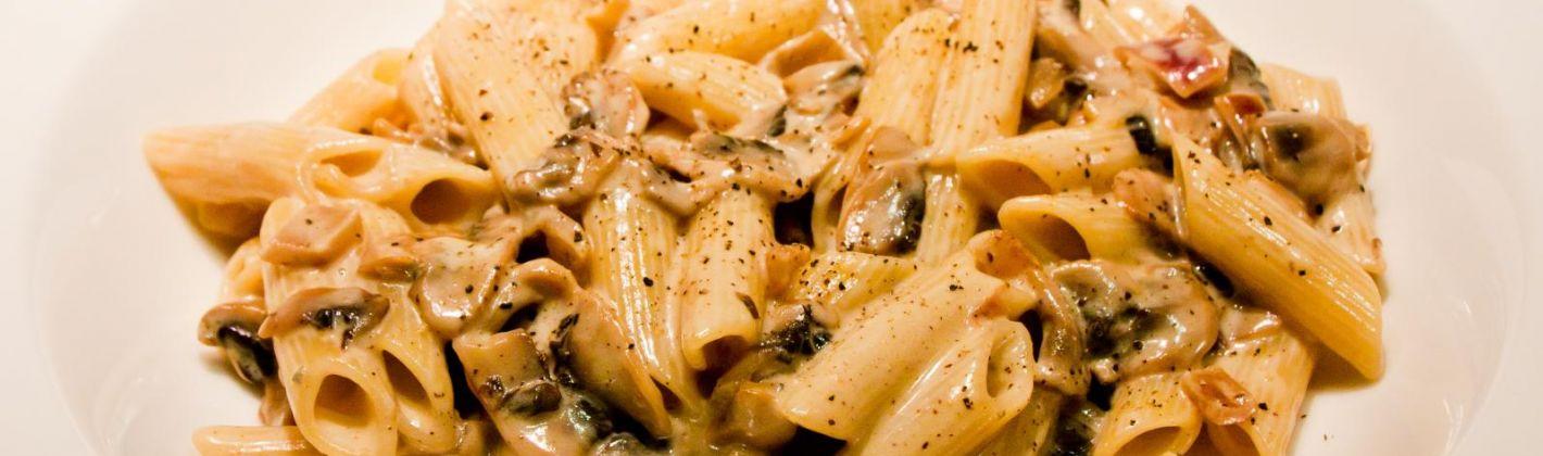 Ricetta pasta alla boscaiola