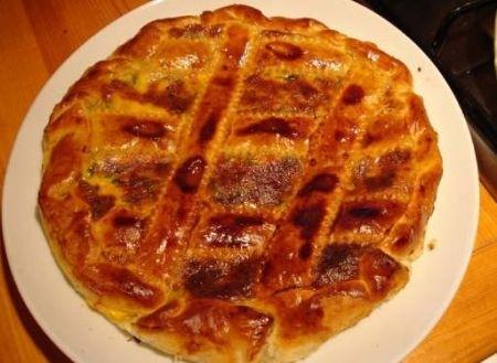 Ricetta torta di melanzane al pesto