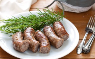 Ricetta salsiccia alla griglia