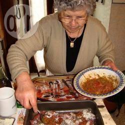 Pollo alla pizzaiola della mia nonna