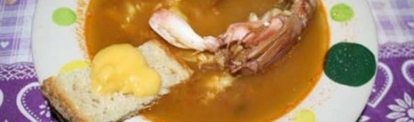 Ricetta zuppa di pesce dei pescatori