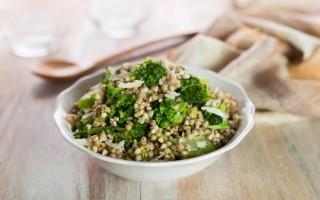 Ricetta grano saraceno con i broccoli