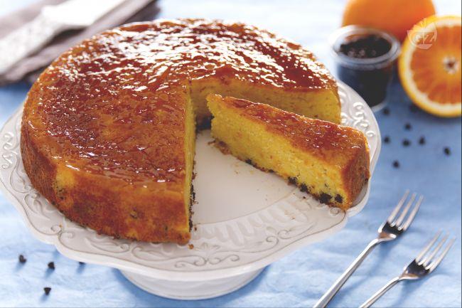 Ricetta pan d'arancio