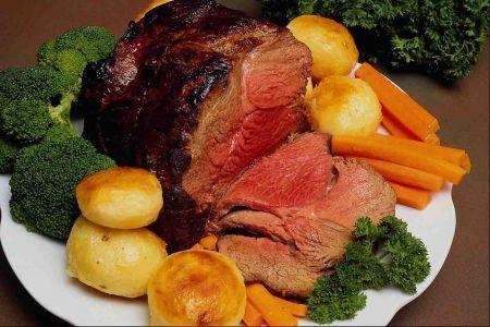 Ricetta roast-beef
