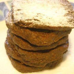 Biscotti sablés al cioccolato