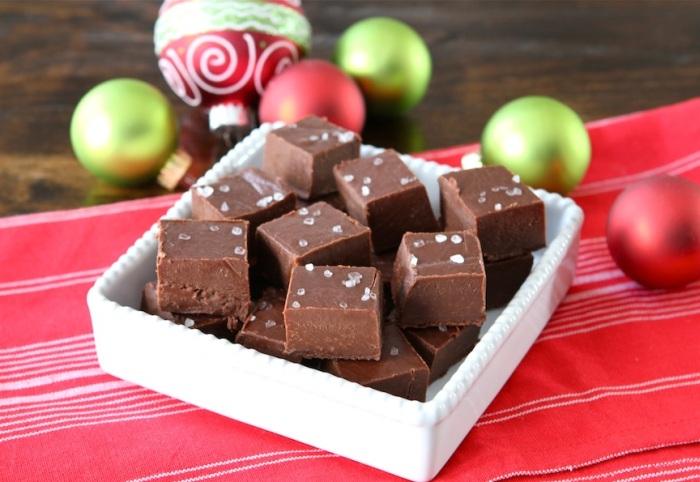 Cubetti di cioccolata alla nutella