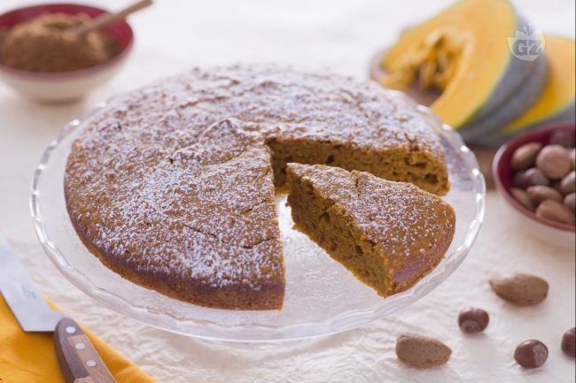 Ricetta torta morbida alla zucca