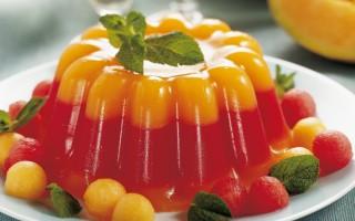 Ricetta aspic di anguria e melone