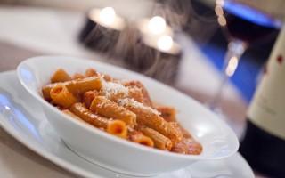 Ricetta rigatoni integrali con crema di peperoni