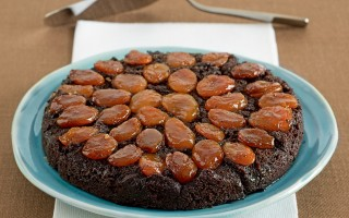Ricetta torta rovesciata alle albicocche secche