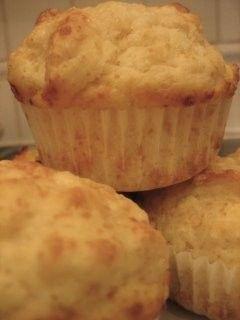 Ricetta muffin al formaggio