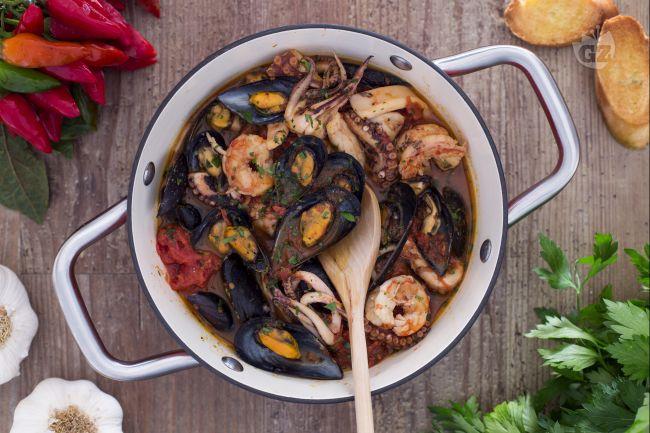Ricetta zuppa di cozze alla napoletana