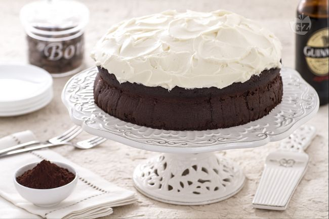 Ricetta guinness cake al cioccolato