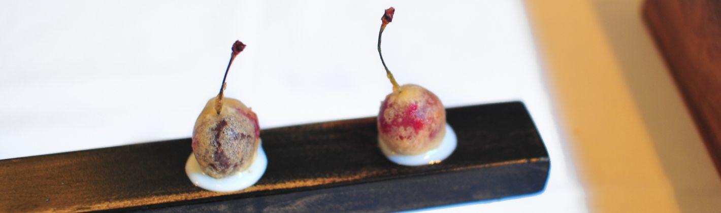 Ricetta ciliegie fritte