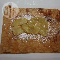 Crepes alle mele velocissime