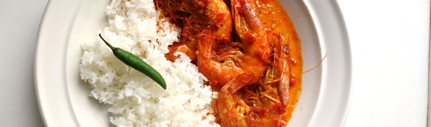 Ricetta gamberoni in salsa piccante