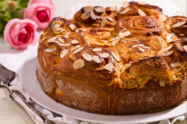 Ricetta torta delle rose