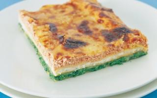 Ricetta lasagne ricotta, pomodoro e spinaci