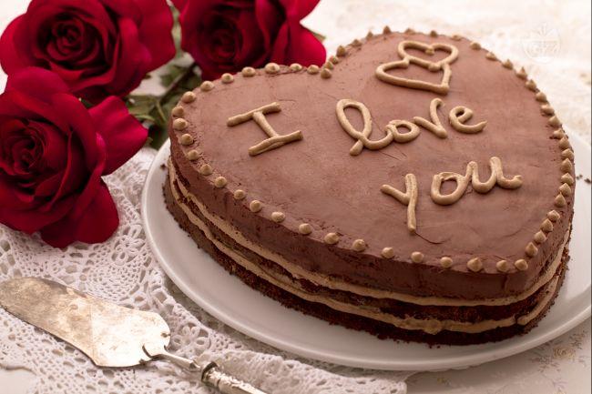 Ricetta torta a cuore