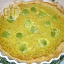 Torta salata di broccolo romanesco e mascarpone