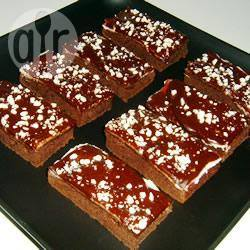 Brownies al cioccolato e menta