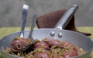 Ricetta verza e salsiccia