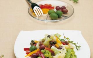 Ricetta insalata di verdure
