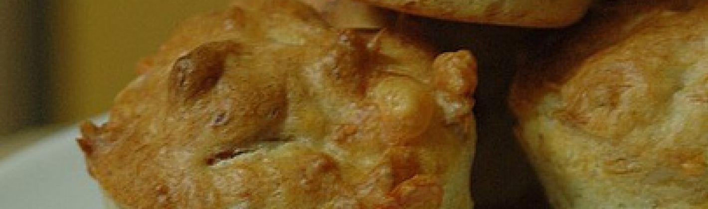 Ricetta muffin al tonno e pistacchi