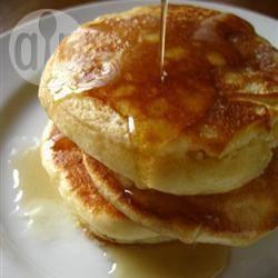 Pancakes canadesi sofficissimi