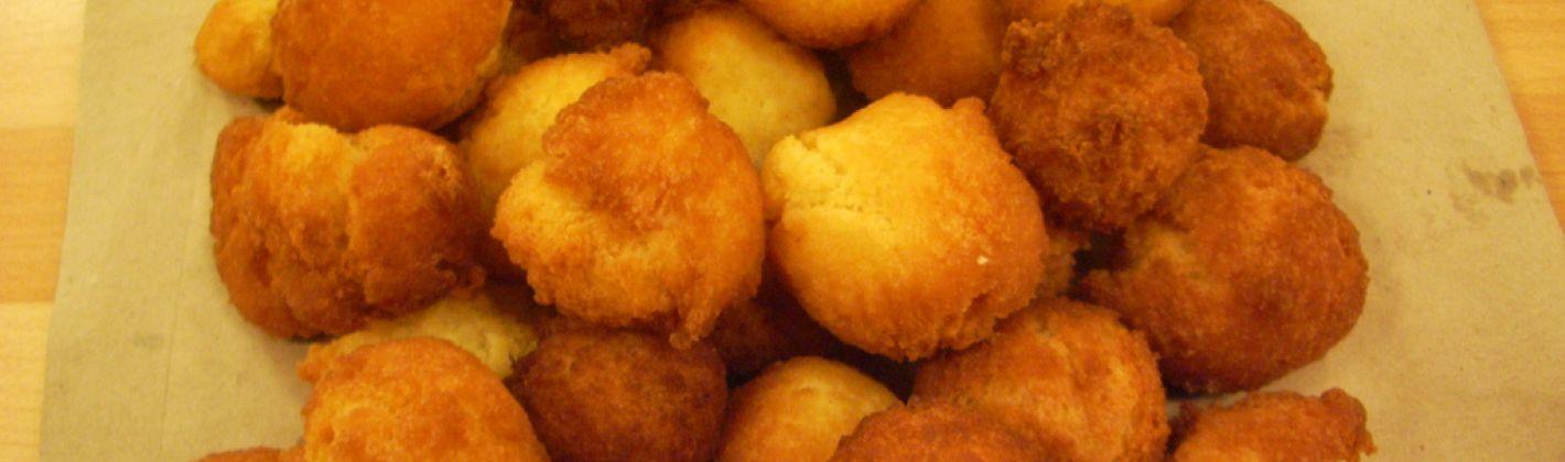 Ricetta frittelle di pasta cresciuta napoletane