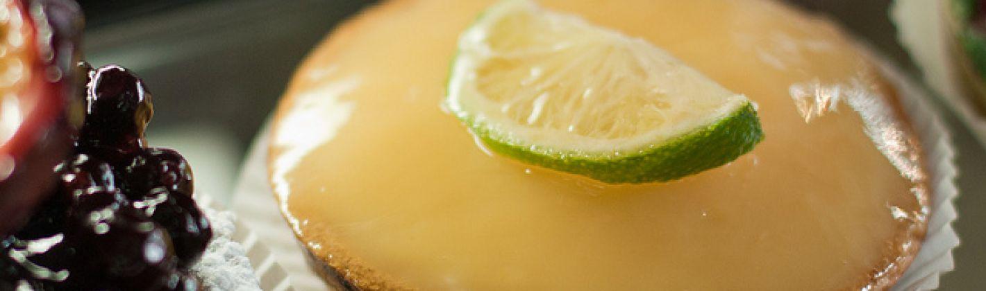 Ricetta crema pasticcera al limone