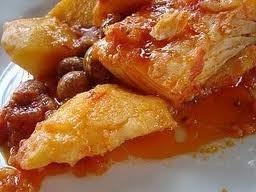 Ricetta cucina calabrese: stocco con patate