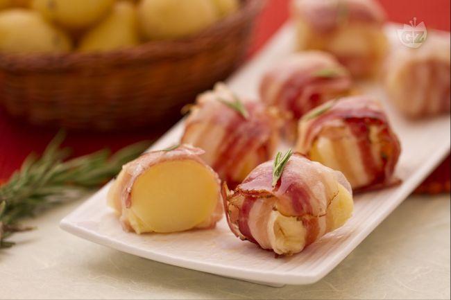 Ricetta bocconcini di patate formaggio e pancetta