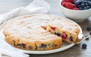 Ricetta torta ai frutti rossi
