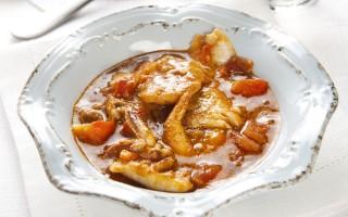 Ricetta zuppa di pesce misto