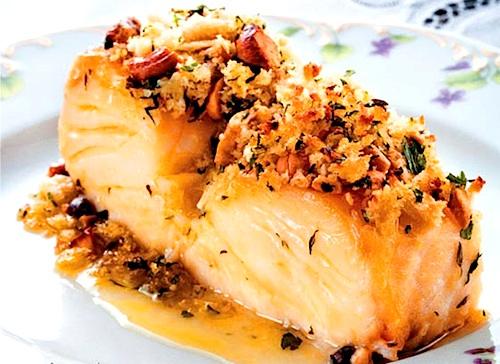 Filetti di merluzzo impanati