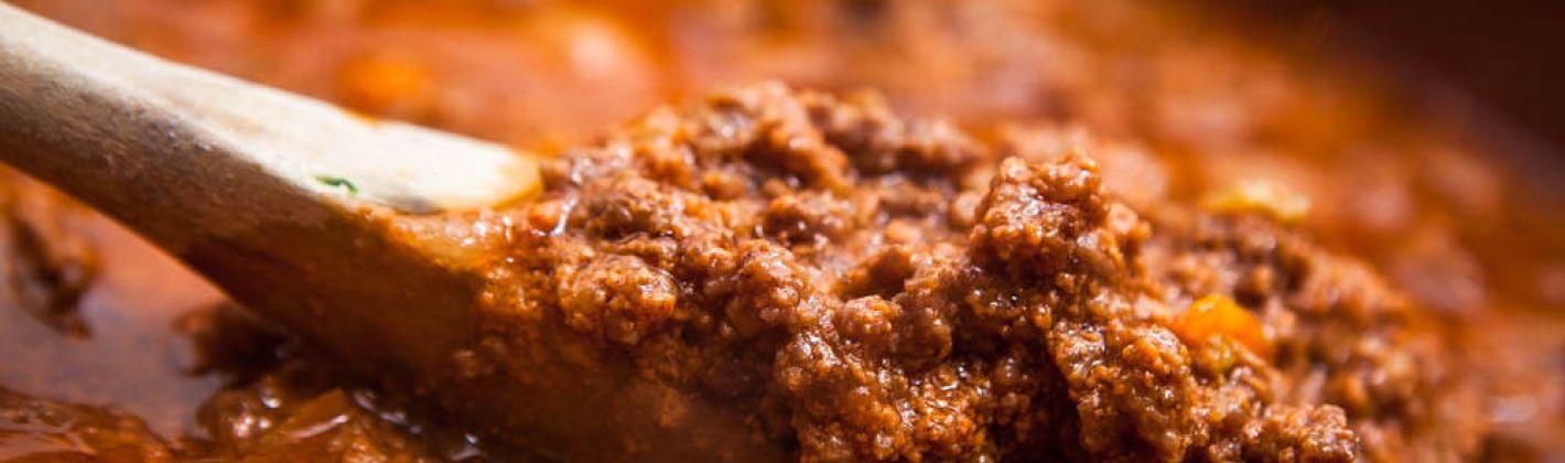 Ricetta ragù di carne e verdure