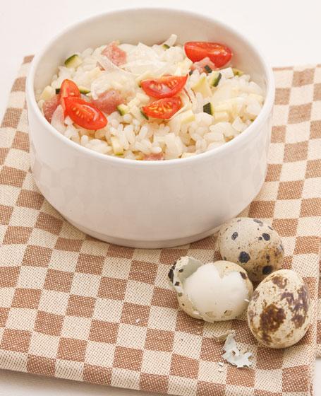 La rivisitazione dell'insalata di riso nizzarda