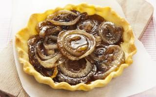 Ricetta tortine di cipolle caramellate