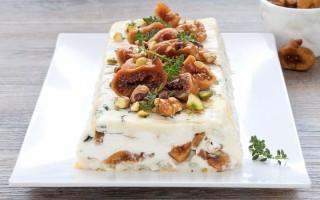Ricetta terrina di gorgonzola e fichi secchi